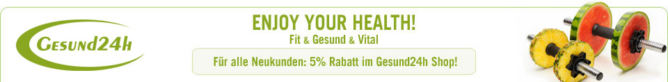 Gesund24h - Enjoy your health!