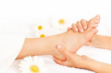 Die Fußreflexzonenmassage – Entspannung pur
