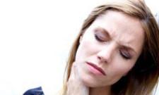 Halschmerzen