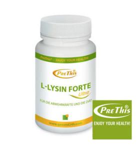 L-Lysin Aminosäure Kapseln