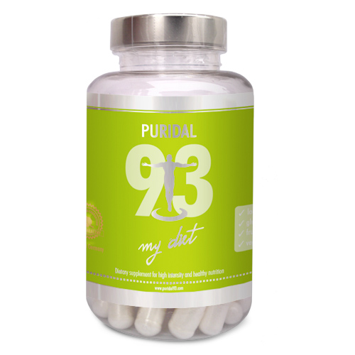 Puridal93 my diet Diatmittel