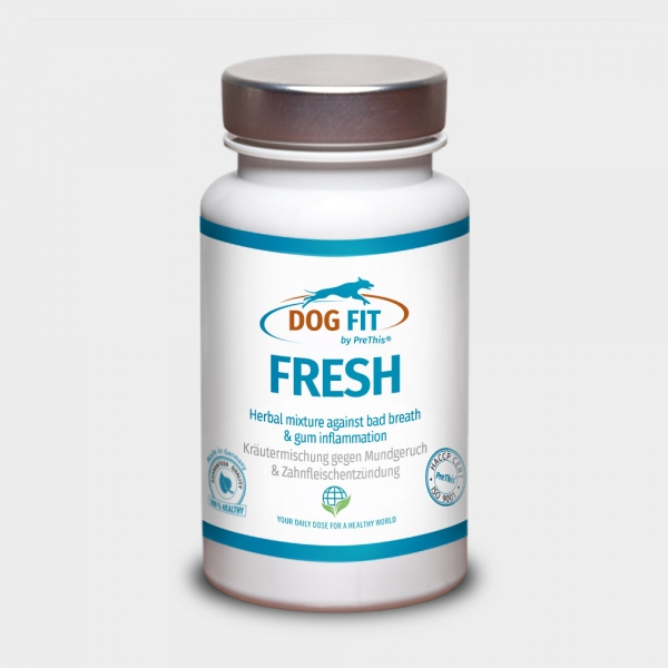 DOG FIT by PreThis® FRESH - Frischer Atem