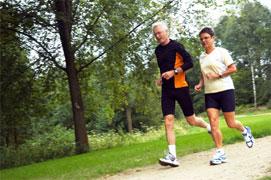 Gelenkbelastungen durch Sport