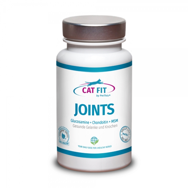 CAT FIT by PreThis® JOINTS - Gelenknährstoffe