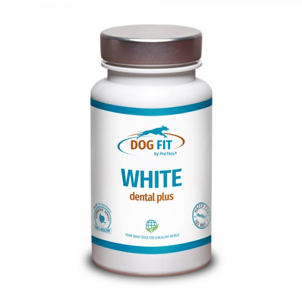 DOG FIT by PreThis® WHITE dental