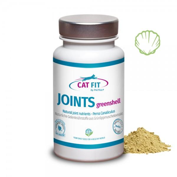 CAT FIT by PreThis® JOINTS greenshell - Grünlippmuschel für Katzen