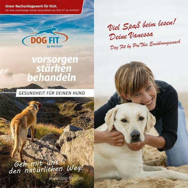 Gesundheit für Ihren Hund - DOG FIT Buch by PreThis®