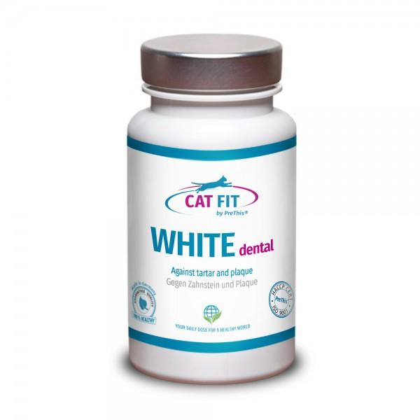 CAT FIT by PreThis® WHITE dental