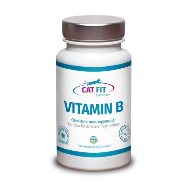CAT FIT by PreThis® VITAMIN B Komplex für Katzen
